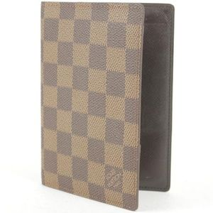 Louis Vuitton Damier Ebene Bifold Flap Wallet